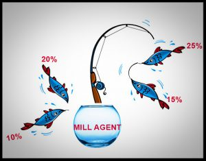 Mill Agent Labor Day 2016